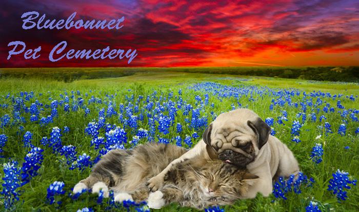 Bluebonnet Pet Cemetery